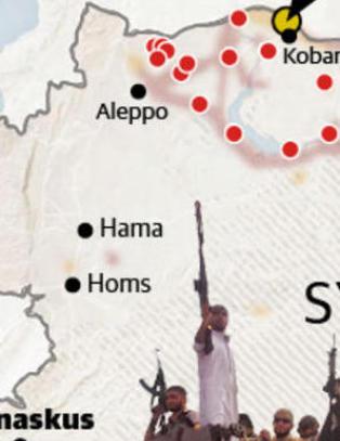 Kvinnelig selvmordsbomber sprengte seg selv mot IS