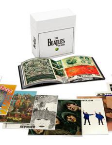 Beatles-skattkiste fylt med vinyl, nostalgi og monolyd