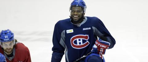 NHL-stjerne bruker mer enn k�lla