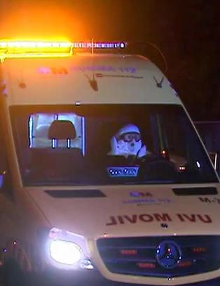 Tre innlagt p� sykehus i Spania etter ebolasmitte