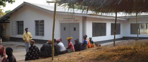 Har jobbet i Sierra Leone siden 2009: - Jeg har sett barn som har d�dd