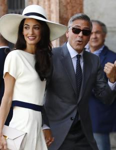 Har George Clooney redusert seg selv til en trofékone?