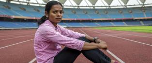 Dutee (18) f�r ikke konkurrere fordi IOC og IAAF mener hun er �for mye mann�