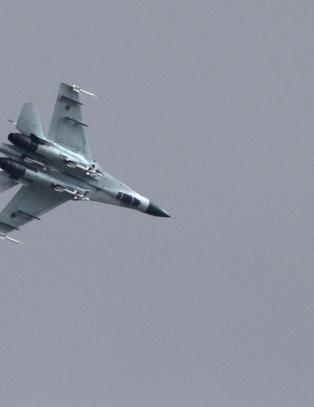 Russiske fly kom inn over �stersj�en i dag: B�de svenske jagere og NATO p� vingene