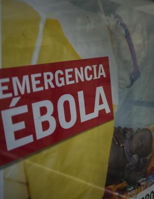 Dreper hunden  til ebola-smittet