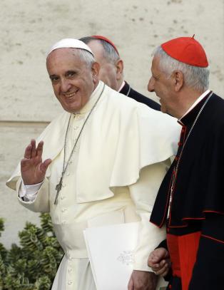 Paven er Nobel-favoritt