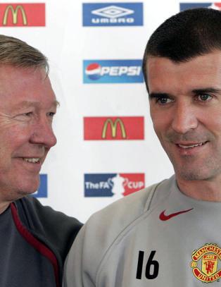 Keane: - Tror ikke jeg kan tilgi Ferguson