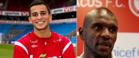 Landslags-Omar er blitt god kompis med mannen som aldri kunne spille igjen