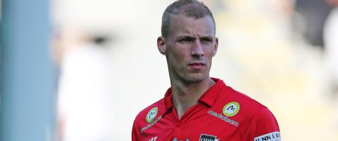 Andr� Hansen klar for Rosenborg