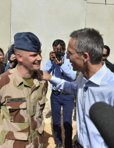 Norske Ole Johan (33) beskytter Tyrkia mot raketter fra Syria