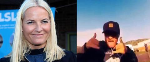 Slik hyller Mette-Marit norsk ungdom