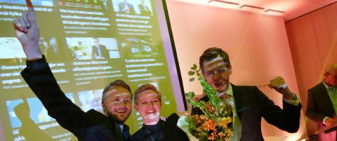 Dagbladet vant sju nye priser