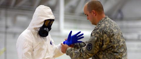 FN etterlyser ebola-bidrag