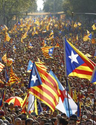 Catalonia dropper avstemning om l�srivelse