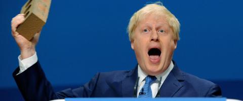 Kan bli Storbritannias neste statsminister: - Jobber like effektivt etter � ha drukket  �forferdelig mye�