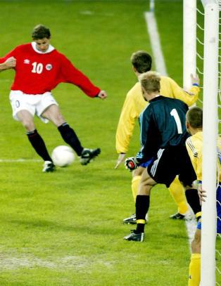 Tenk deg en norsk EM-playoff mot Sverige