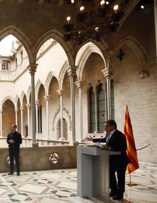 Gerilja-krigen om Catalonia