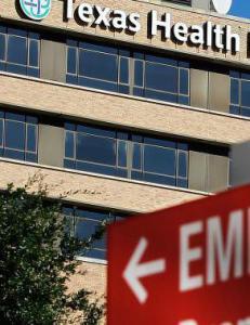 Nok en helsearbeider har f�tt ebola i USA