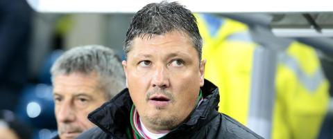 Bulgaria-sjefen kan f� sparken etter tapet p� Ullev�l