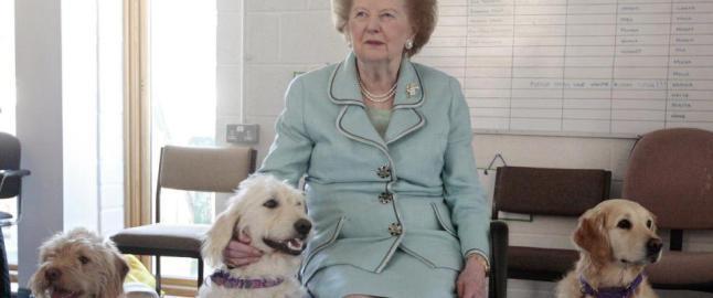 Slik var egentlig �Jern�ladyen� Margaret Thatcher
