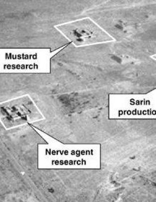 - IS har plyndret Saddams lager av kjemiske v�pen