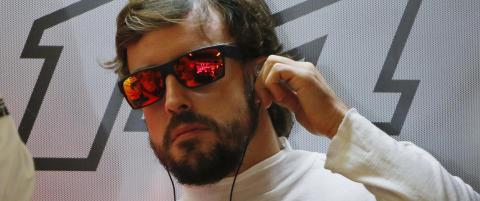 Fernando Alonso er ferdig i Ferrari-stallen