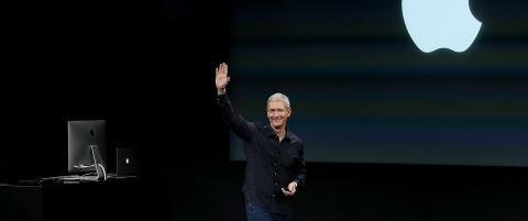 Ingen skjerm i verden har h�yere oppl�sning enn den nye Macen - og Apple har lagd verdens tynneste nettbrett