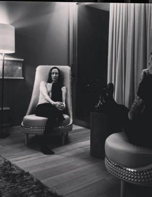 Sexarbeideraktivist hadde tatt LSD da hun stilte til fotografering p� Stordalens luksushotell