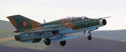 Hevder IS har kampfly