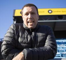Tom Nordlie mener at han aldri har v�rt en bedre trener