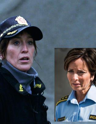 T�ff politikvinne i ny NRK-thriller