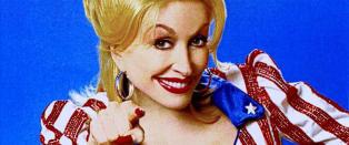28 �r gamle Dolly Parton takka nei til Elvis Presley