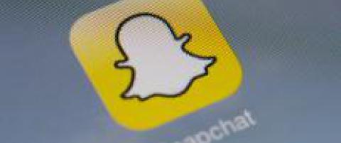 - De er mistenkt for heleri av Snapchat-bildene, ikke selve hackingen