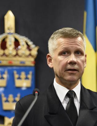 Svenskene trapper opp s�ket i Stockholms skj�rg�rd