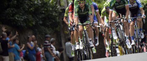 Tour de France-lag mister hovedsponsor