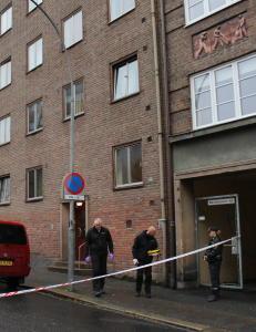 Tre menn siktet for drapsfors�k etter knivstikking i Oslo