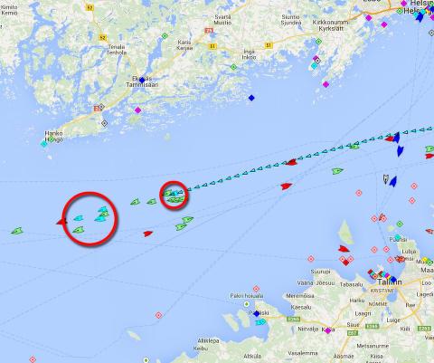 Мировые СМИ о шведских поисках российской подводной лодки