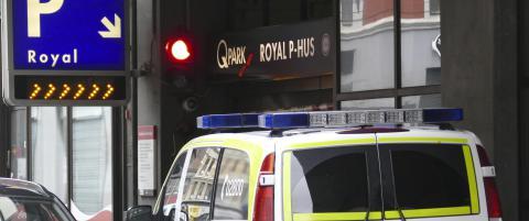 Hotellgarasje i Oslo sperret av etter likfunn