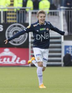 Nielsen: - �degaard var forbannet fordi han ikke spilte p� landslaget