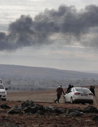 Hevder militante henrettet 15 �r gammel IS-fange