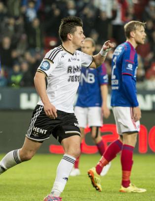 Fantastisk snuoperasjon av Rosenborg mot V�lerenga