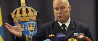 Nye ub�t-observasjoner er gjort i Stockholms skj�rg�rd