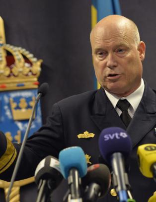 Forsvaret i Sverige ville ikke villede fremmed makt