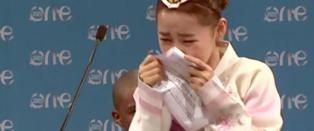 Yeonmi (21) s� venninnens mor bli henrettet for � ha sett vestlig film