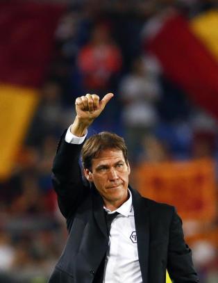 Garcia lover Bayern brennhet mottakelse