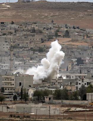 Tyrkia bist�r kurdisk milits