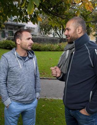 F�rst ble Marco Elsafadi lam, s� havnet Rapha�l Poir�e under en firhjuling p� 300 kilo
