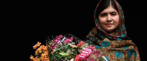 Taliban sier de er for at jenter skal kunne g� p� skole!