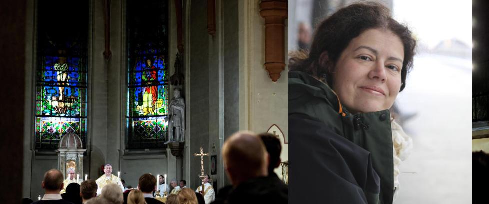 Den katolske kirke m� forklare seg om �ufrivillige katolikker� i Norge