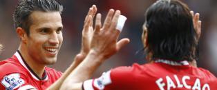 Ny nedtur eller f�rste borteseier for nye Manchester United?